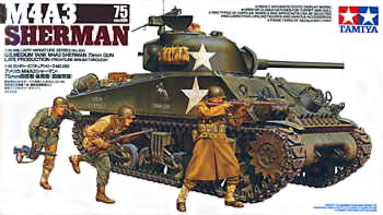 Us M4a3 Sherman 75mm Gun Late Production